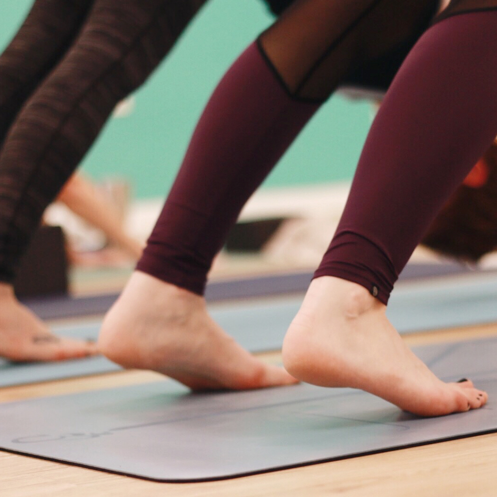 Think Eat Grow Workplace Yoga